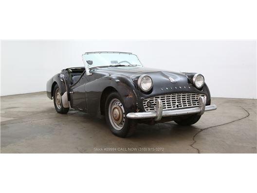 1961 Triumph TR3 for sale in Los Angeles, California 90063