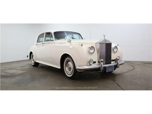 1962 Rolls-Royce Silver Cloud II for sale in Los Angeles, California 90063