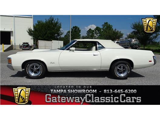 1971 Mercury Cougar for sale in Ruskin, Florida 33570