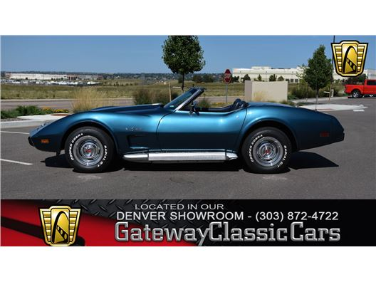 1975 Chevrolet Corvette for sale in Englewood, Colorado 80112