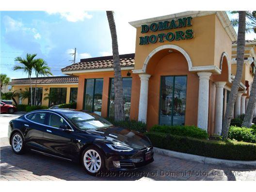 2017 Tesla Model S for sale in Deerfield Beach, Florida 33441
