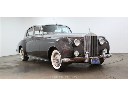 1962 Rolls-Royce Silver Cloud II LHD for sale in Los Angeles, California 90063