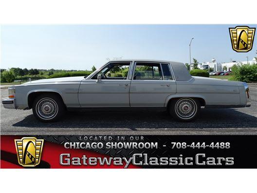 1987 Cadillac Brougham for sale in Crete, Illinois 60417