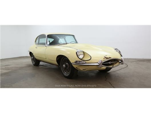1968 Jaguar XKE 2+2 for sale in Los Angeles, California 90063