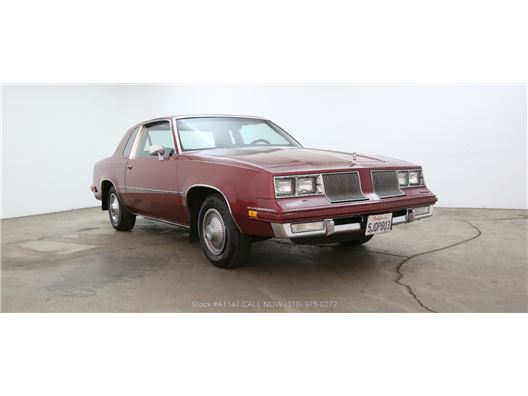 1981 Oldsmobile Cutlass Supreme for sale in Los Angeles, California 90063
