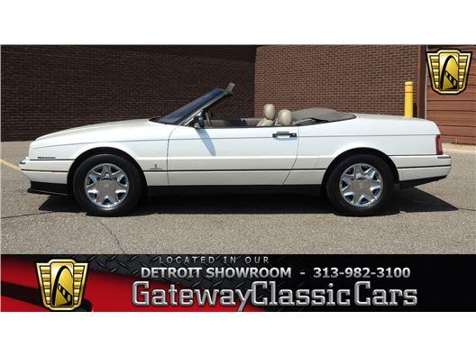 1993 Cadillac Allante for sale in Dearborn, Michigan 48120