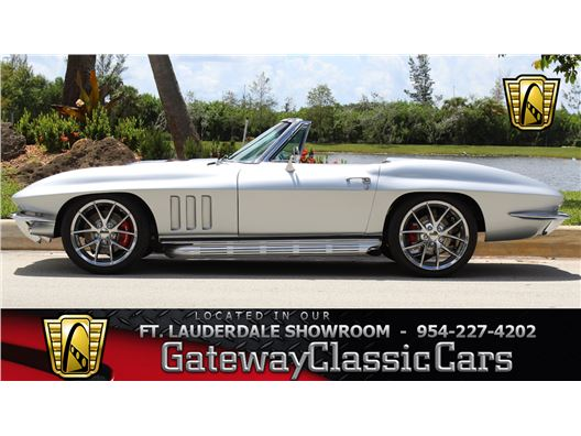 1965 Chevrolet Corvette for sale in Coral Springs, Florida 33065