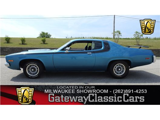 1973 Plymouth Road Runner for sale in Kenosha, Wisconsin 53144