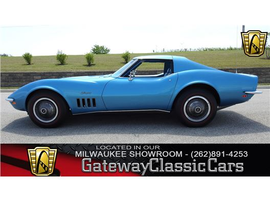 1969 Chevrolet Corvette for sale in Kenosha, Wisconsin 53144