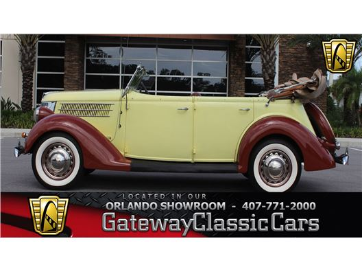 1936 Ford Phaeton for sale in Lake Mary, Florida 32746
