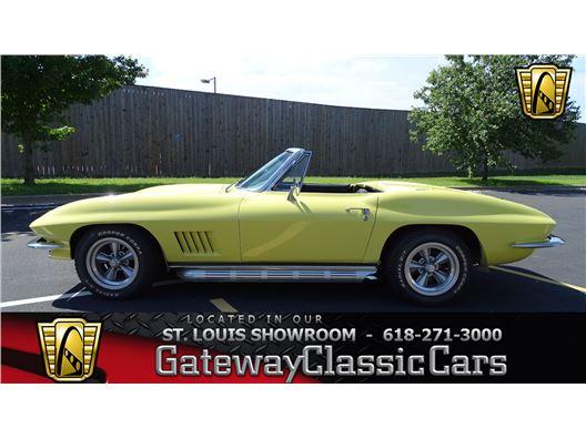 1967 Chevrolet Corvette for sale in OFallon, Illinois 62269