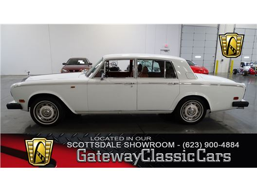1979 Rolls-Royce Silver Shadow for sale in Deer Valley, Arizona 85027