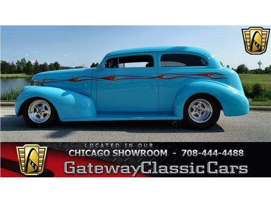 1939 Chevrolet Master Deluxe for sale in Crete, Illinois 60417