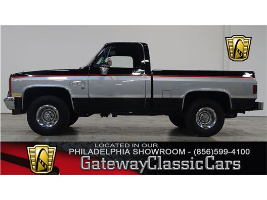 1984 Chevrolet C10 for sale in West Deptford, New Jersey 8066