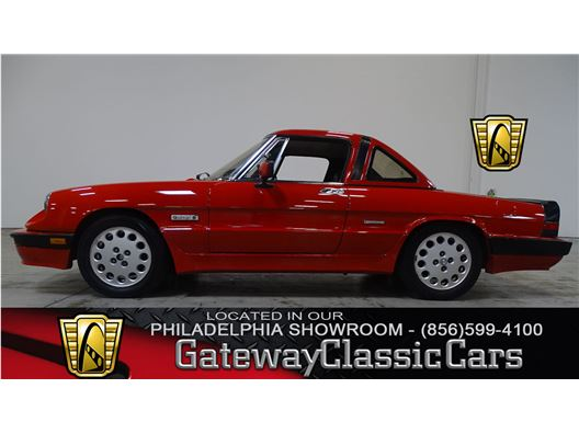 1989 Alfa Romeo Spider for sale in West Deptford, New Jersey 8066