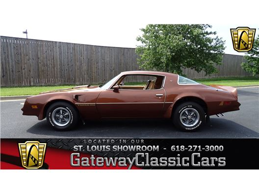 1978 Pontiac Firebird for sale in OFallon, Illinois 62269