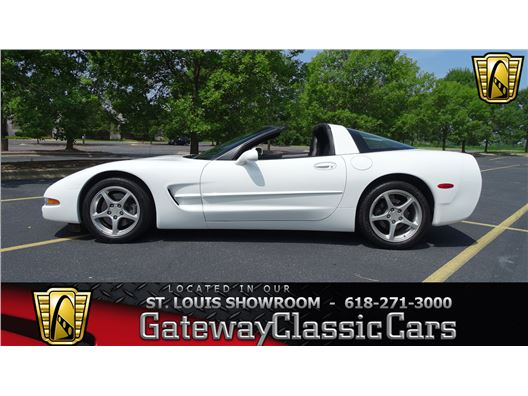 2000 Chevrolet Corvette for sale in OFallon, Illinois 62269