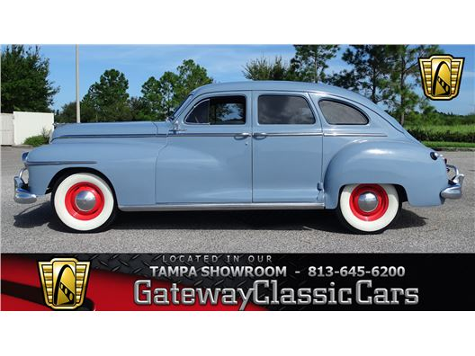 1948 Dodge Deluxe for sale in Ruskin, Florida 33570