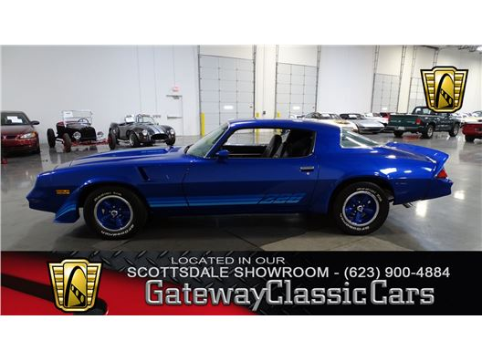 1978 Chevrolet Camaro for sale in Deer Valley, Arizona 85027