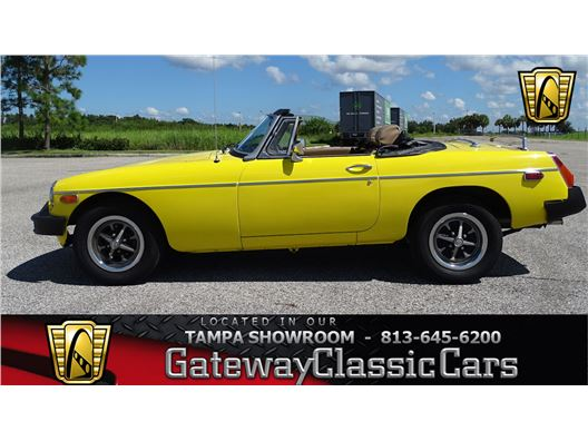 1979 MG MGB for sale in Ruskin, Florida 33570