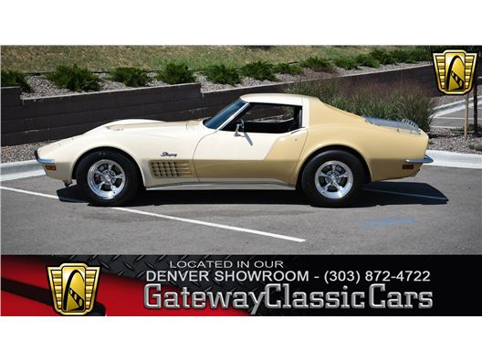 1971 Chevrolet Corvette for sale in Englewood, Colorado 80112