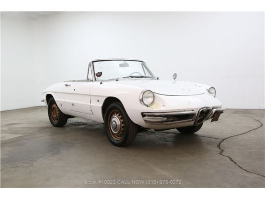 1967 Alfa Romeo Duetto Spider for sale in Los Angeles, California 90063