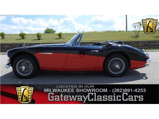 1966 Austin-Healey 3000 for sale in Kenosha, Wisconsin 53144