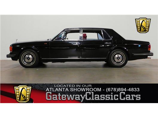 1984 Rolls-Royce Silver Spur for sale in Alpharetta, Georgia 30005