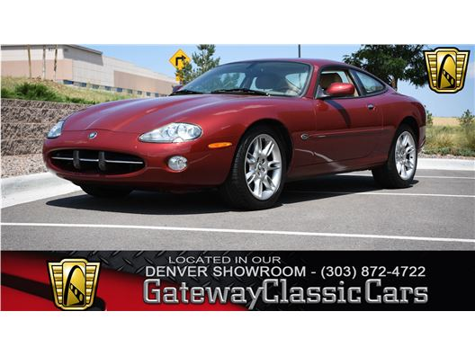2001 Jaguar XK8 for sale in Englewood, Colorado 80112