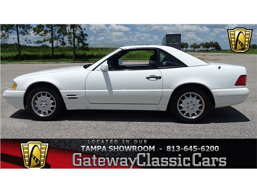 1997 Mercedes-Benz SL320 for sale in Ruskin, Florida 33570