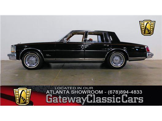 1979 Cadillac Seville for sale in Alpharetta, Georgia 30005