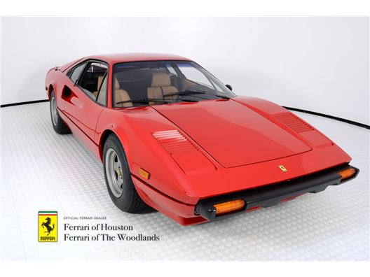 1976 Ferrari 308 GTB Fiberglass for sale in Houston, Texas 77057