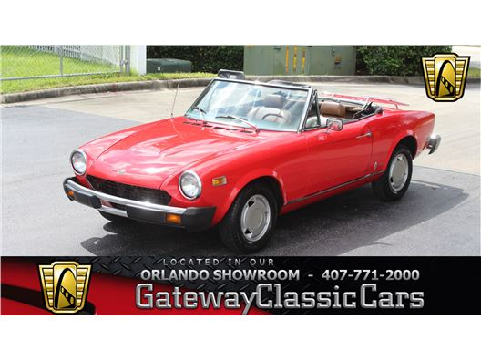 1975 Fiat 124 for sale in Lake Mary, Florida 32746