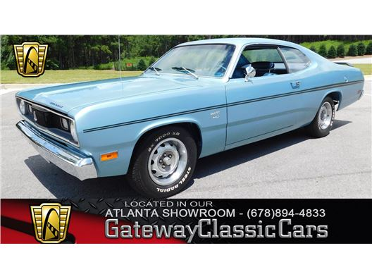 1970 Plymouth Duster for sale in Alpharetta, Georgia 30005