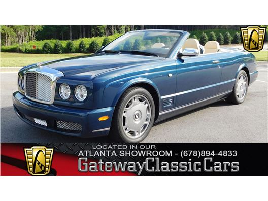 2008 Bentley Azure for sale in Alpharetta, Georgia 30005