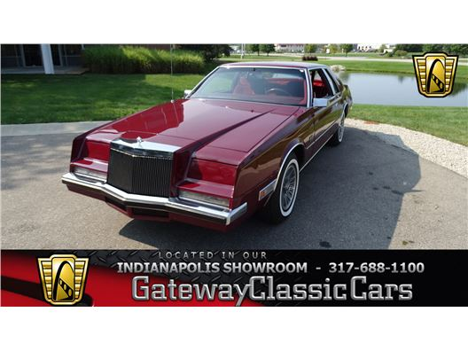 1981 Chrysler Imperial for sale in Indianapolis, Indiana 46268