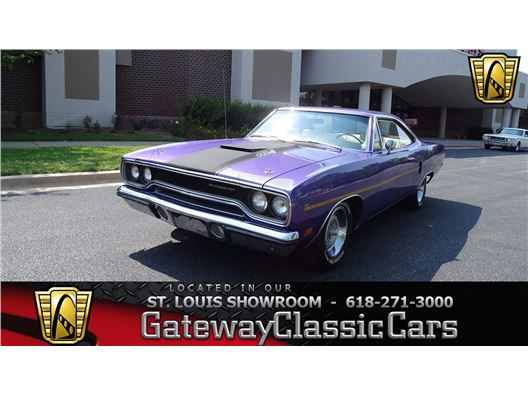 1970 Plymouth Road Runner for sale in OFallon, Illinois 62269