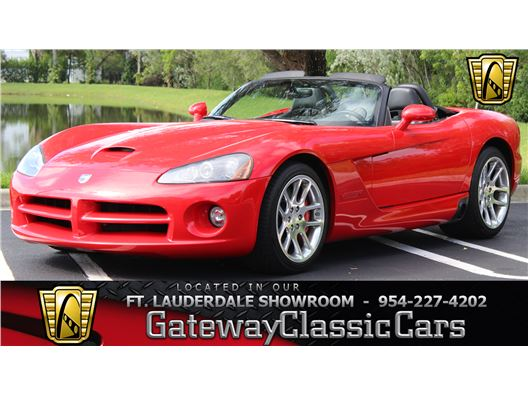 2005 Dodge Viper for sale in Coral Springs, Florida 33065