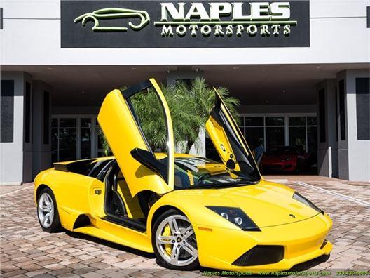 2007 Lamborghini Murcielago LP 640 for sale in Naples, Florida 34104