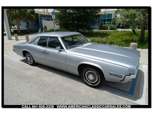 1969 Ford Thunderbird for sale in Sarasota, Florida 34232