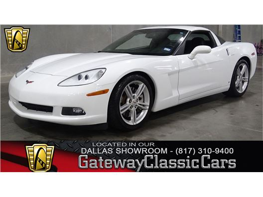 2009 Chevrolet Corvette for sale in DFW Airport, Texas 76051