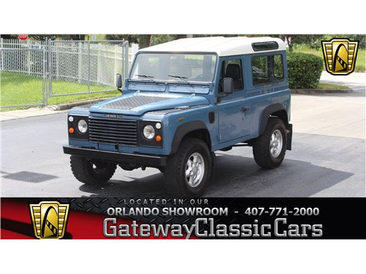 1989 Land Rover Defender for sale in Lake Mary, Florida 32746