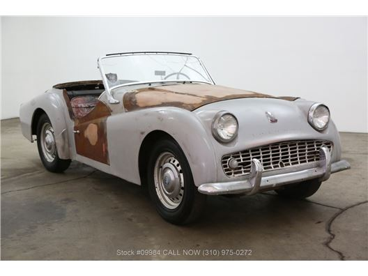 1959 Triumph TR3A for sale in Los Angeles, California 90063