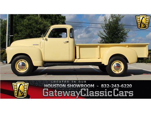 1947 Chevrolet 3800 for sale in Houston, Texas 77090