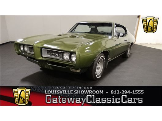1968 Pontiac GTO for sale in Memphis, Indiana 47143