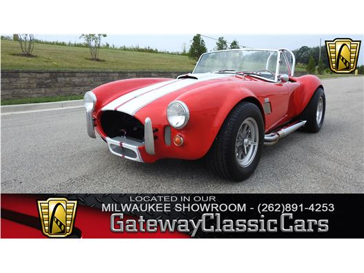 1965 Cobra Replica for sale in Kenosha, Wisconsin 53144