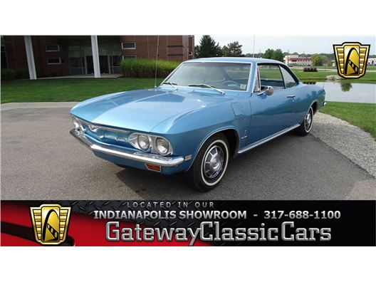 1968 Chevrolet Corvair for sale in Indianapolis, Indiana 46268
