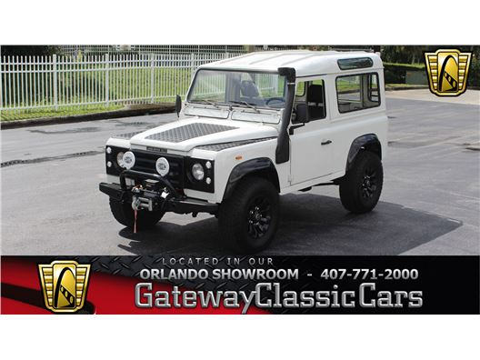 1988 Land Rover Defender for sale in Lake Mary, Florida 32746