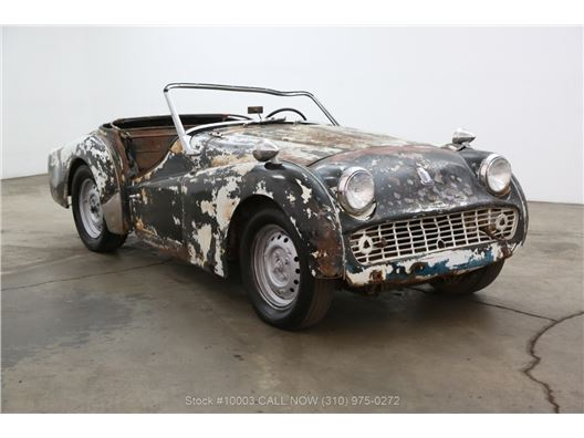 1960 Triumph TR3A for sale in Los Angeles, California 90063