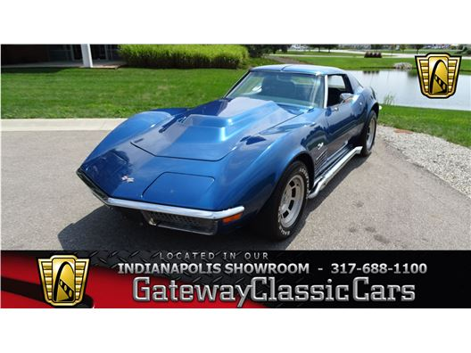 1971 Chevrolet Corvette for sale in Indianapolis, Indiana 46268